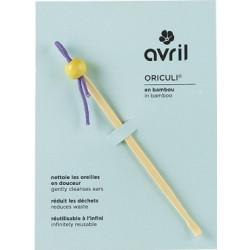 Avril cosmétique Oriculi cure oreilles écologique