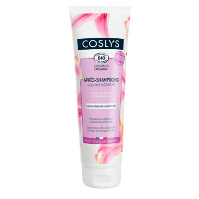 Après shampooing Kératine Cheveux fragilisés et indisciplinés 250 ml Les Copines Bio Hygiène bio
