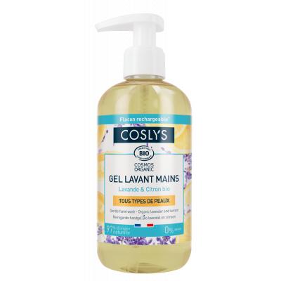 Crème lavante mains lavande-citron 300 ml-300 ml