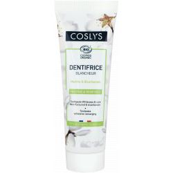 Coslys Dentifrice éclat action blancheur menthe 75 ml Les copines bio