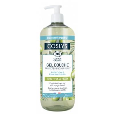 Gel douche protecteur à l'huile d'olive-1 L
