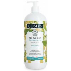 Gel douche surgras peau sèche à l'extrait de Chèvrefeuille 1 L Les Copines Bio Hygiène bio