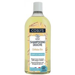 Shampooing douche aux céréales-750 ml