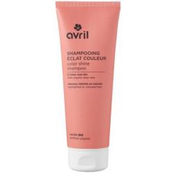 Avril cosmétique Shampooing bio Eclat couleur cheveux colorés ou méchés 250ml
