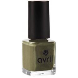 Avril cosmétique Vernis à ongles Acier nacré N° 102 7ml maquillage des ongles vegan les copines