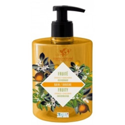 Bain douche Fruité Mandarine Orange - 500 ml