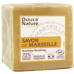 Douce Nature  Savon de Marseille blanc véritable 300gr les copines bio