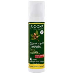 Logona Fluide brillance spécial pointes Argan 75ml soin capillaire bio