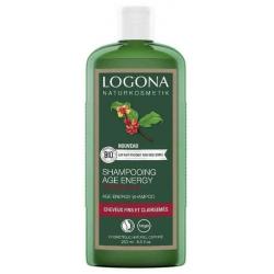 Logona Shampooing Age Energy 250 ml Les copines bio