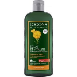 Shampooing au Calendula Cheveux ternes-250 ml - Vitalité