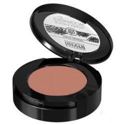 Fard à paupières minéral chocolat N°08 Lavera maquillage bio les copines bio
