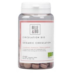 Belle et Bio Circulation bio 120 comprimés jambes légères les copines bio