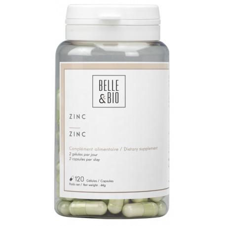 Belle et Bio Zinc 120 gélules pidolate de zinc les copines bio