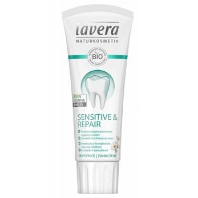 Lavera Dentifrice Dents Sensibles Sensitiv et Repair 75 ml Les copines bio