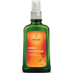 Huile de massage à l'Arnica avec pompe spray 100 ml