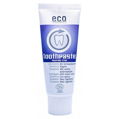 Dentifrice fraîcheur soin Nigelle 75 ml dentifrice certifié ecocert les copines bio