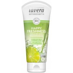 Douche soin  HAPPY FRESHNESS citron vert bio et citronelle bio 200 ml