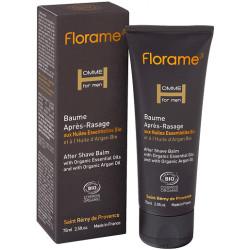 Florame Baume après rasage - 75 ml hydratant Les copines bio