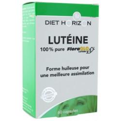 Diet Horizon Lutéine 60 capsules zéaxanthine dmla les copines bio