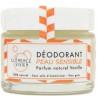 Baume déodorant Peau sensible Vanille 50gr