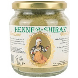 Beliflor Henné de shiraz Blond doré - 150gr Les copines bio