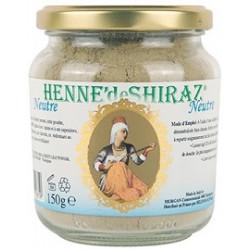 Beliflor Henné de shiraz Neutre - 150 gr Les copines bio