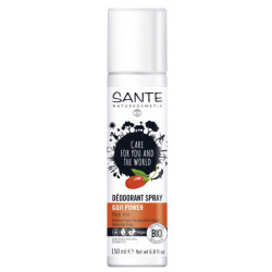 Déodorant spray Goji Power 100 ml Sante naturkosmetik Les copines bio