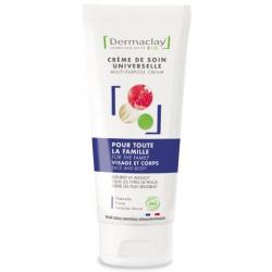 Dermaclay Crème universelle pour tous 100 ml cosmétique bio les copines bio