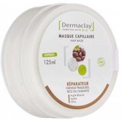 Dermaclay Masque Capillaire Réparateur 125 ml les copines bio