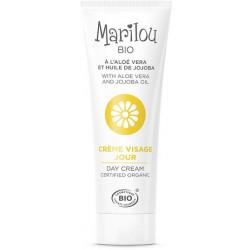 Marilou Bio Crème de jour 30 ml crème hydratante bio les copines bio