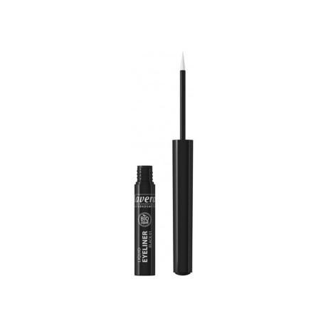 Lavera Eye liner Liquide Noir 01 3.5 ml les copines bio