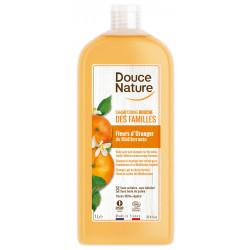 Shampoing douche des familles Fleur d'Oranger Méditerranée 1L