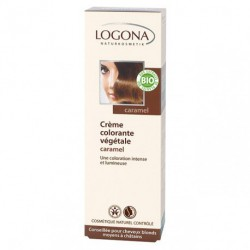 Crème colorante végétale  Caramel - 150 ml