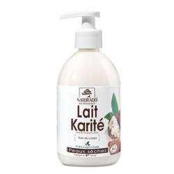 Naturado Lait corporel Karité peau sèche 500 ml ecocert Les copines bio