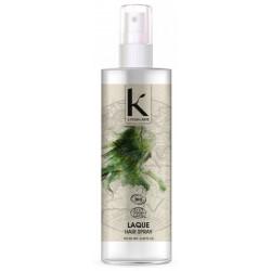 K pour Karité Gel spray fixation forte femme 150 ml Les Copines Bio Cosmetique bio