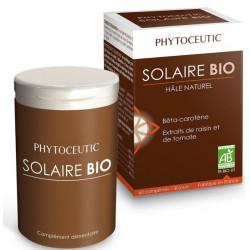 Phytoceutic Solaire bio Hâle naturel 60 comprimés préparateur solaire les copines bio