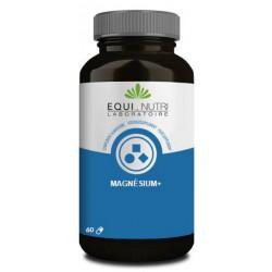 Equi Nutri Magnésium + 60 gélules végétales Les copines bio