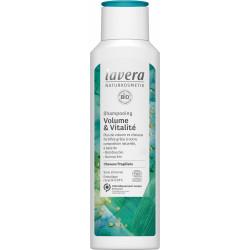 Lavera Shampooing Volume et vitalité 250ml hygiène bio les copines bio