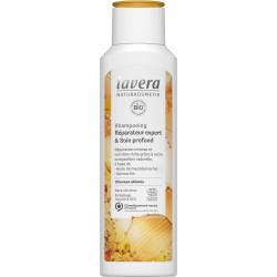 Lavera Shampoing réparateur expert et soin profond 250ml hygiène capillaire bio