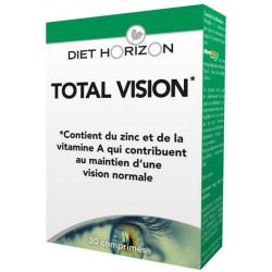 Diet Horizon Total Vision 30 comprimés zéaxanthine dmla les copines bio