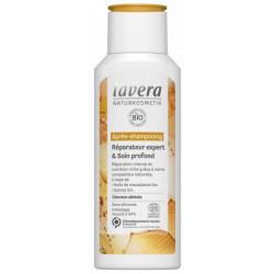 Lavera Après Shampoing Réparateur expert et soin profond 200 ml cheveux abîmés et dévitalisés Les copines bio