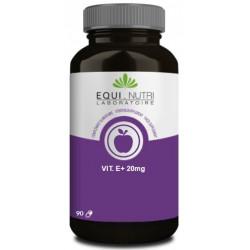 Equi Nutri Vitamine E Naturelle 20mg 90 gélules végétales anti radicaux libres Les copines bio