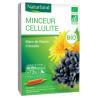 MINCEUR CELLULITE Bio Marc de raisin Piloselle 20 ampoules de 10ml