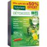 Détox Draineur Dépuratif Bio 9 plantes 20 ampoules de 10ml + 50 % offert