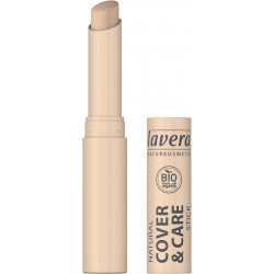 Lavera Stick correcteur n°1 Cover and Care Ivory - 1.7 gr maquillage bio les copines bio