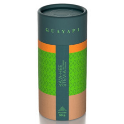 Guayapi Stevia verte au pouvoir sucrant en poudre 50 gr édulcorant naturel les copines bio