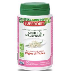 Super Diet Achillée Millefeuille 90 gélules circulationrègles douloureuses  lescopinesbio