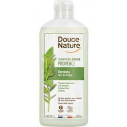 Douce nature Douche et Bain verveine bio de Provence 500ml hygiène bio les copines