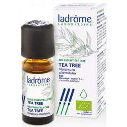 Ladrôme Huile essentielle de Tea Tree bio 10ml aromathérapie Les copines bio