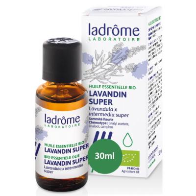 Lavandin x super Bio 30 ml Ladrome Les Copines Bio Huile essentielle bio